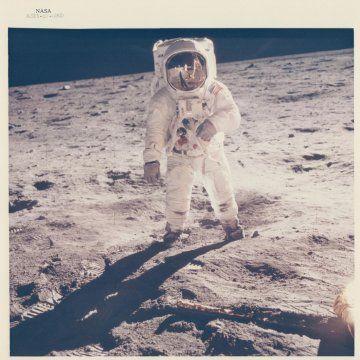 Vintage NASA Photos Go On Show - Esquire