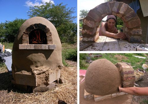 A cob pizza oven will be one of my outdoor kitchen additions. I fully intend on mashing the cob on a tarp with my feet and pulling the clay out of the ground myself if I have to.