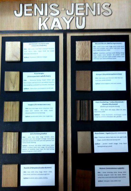 Pengetahuan bahan, wood, UPH, SOD, DP