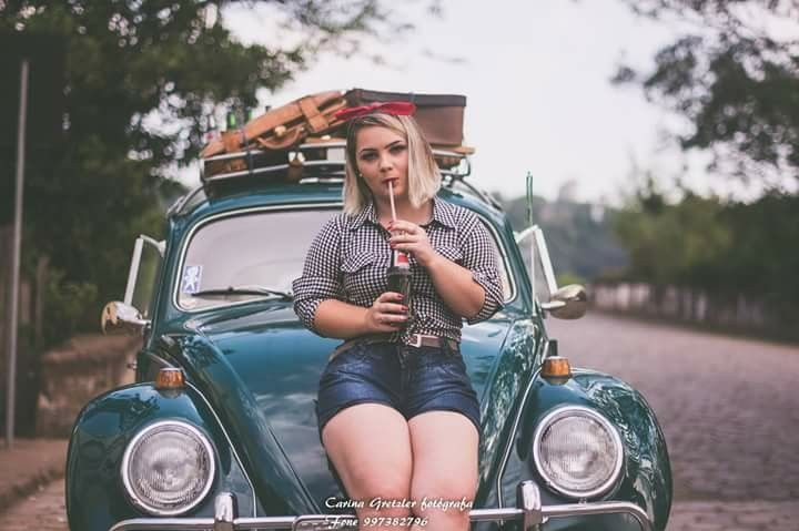 40 best VW PinUp Girls images on Pinterest | Vw beetles, Volkswagen beetles and Vw bugs