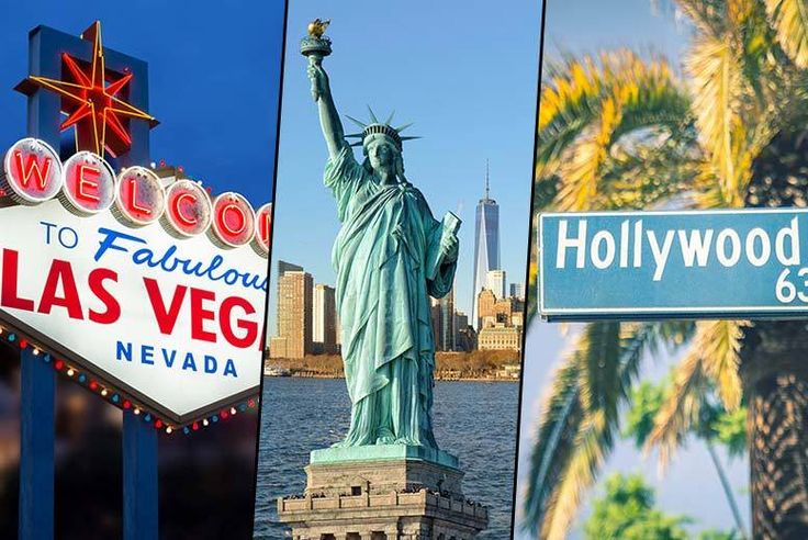 Discount UK Holidays 2017 8nt NYC, Vegas, LA & Flights - Choice of Airports! From £699pp (from Bargain Late Holidays) for an eight-night New York, Las Vegas and Los Angeles break with all flights, or pay a £199pp deposit today - save up to 47%