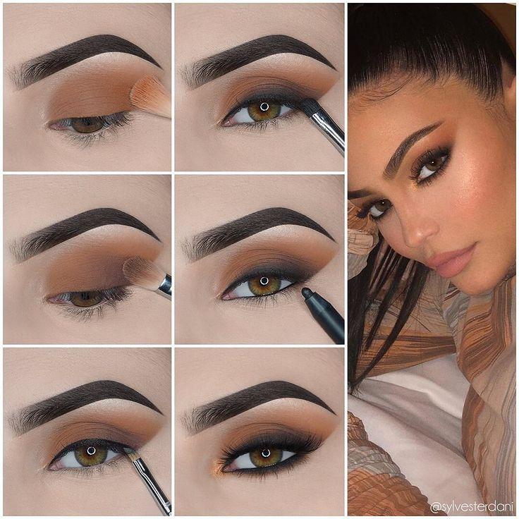 Pin by Christina Alonzo on makeup in 2020 | Smokey eye ...