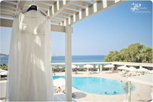 a destination wedding at the island of Paros, Greece a blog by fiorello photography