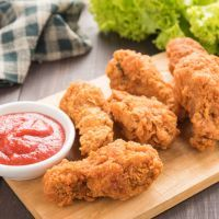 Copycat Golden Corral Fried Chicken