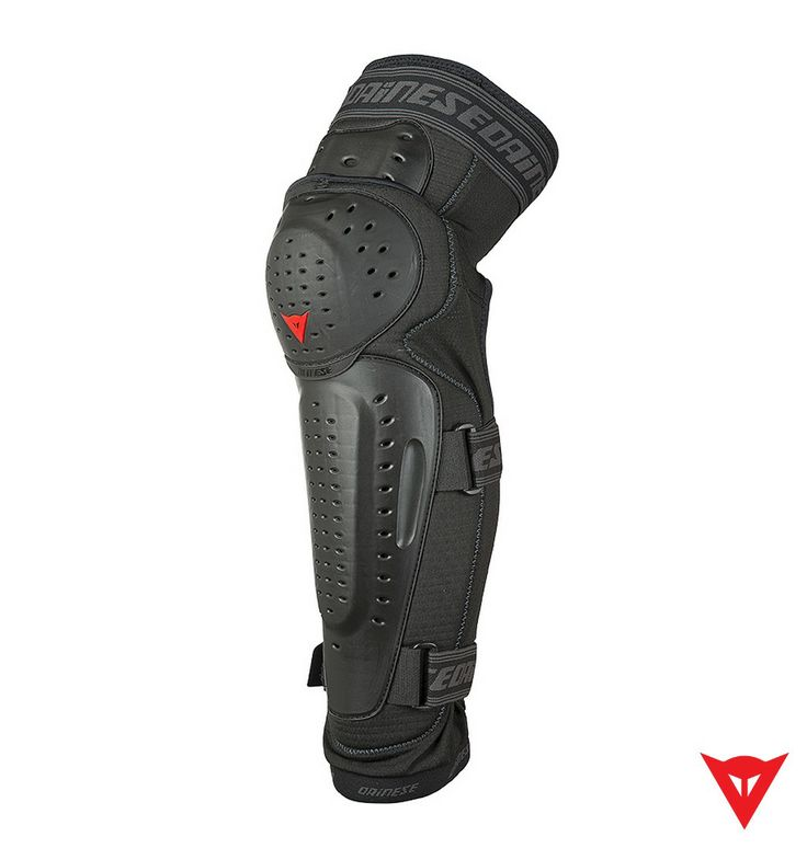 Dainese Oak Knee Guard Hard Long Evo