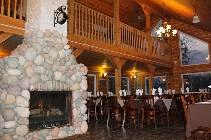 Hastings Resort, located in Gilmour, ON.  Hastings Resort is a new hotel and chalet complex, situated directly on the scenic Beaver Creek River.