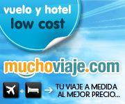 Reservar vuelos baratos y conseguir las mejores ofertas de billetes baratos. Vuelos low cost con Muchoviaje
