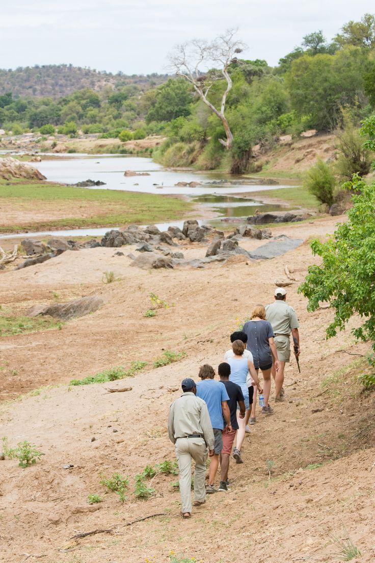 Bush walk. #SefapaneMagic