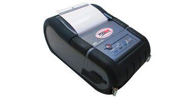 impresora portatil, para terminales portatiles, ideal para imprimir recibos, tickets, etiquetas, control de venta en ruta, inventarios, Reparto