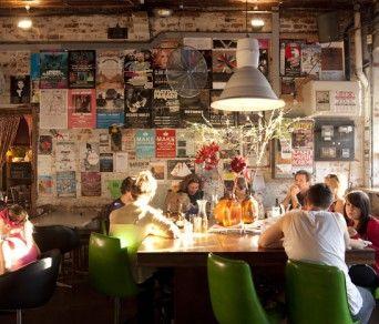 Vegie Bar - Brunswick St, Fitzroy