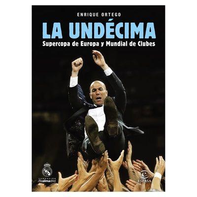 Real Madrid La Undecima Book: Please note: Spanish OnlyParis. Madrid. Brussels. Stuttgart. Glasgow.… #RealMadridShop #RealMadridStore