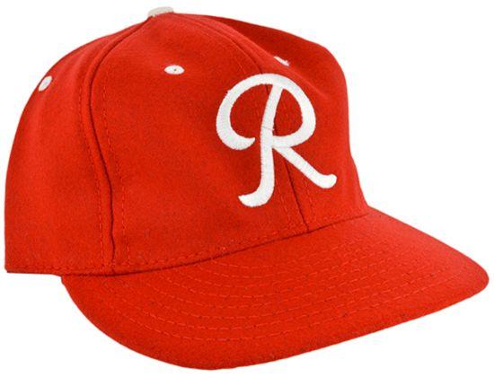 Seattle Rainiers 1955 Fitted Baseball Cap by EBBETS FIELD FLANNELS