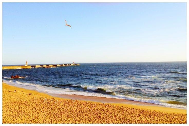 Foz beach, Porto #Portugal