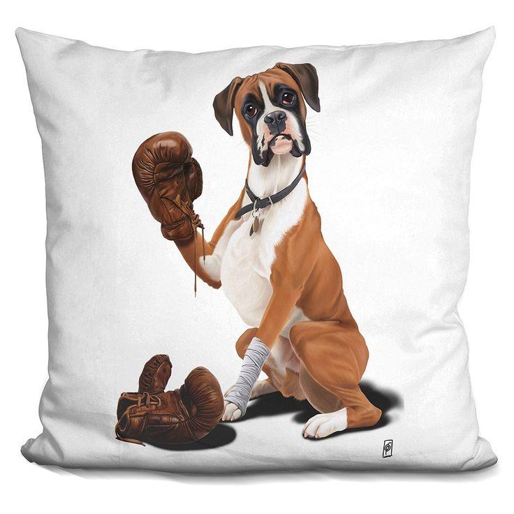 The boxer art | decor | wall art | inspiration | animals | home decor | idea | humor | gifts