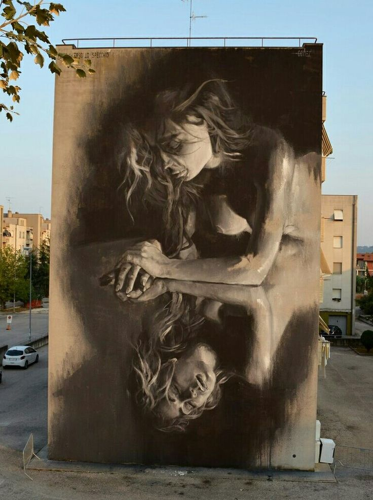 Gomez streetart mural urban street art murals for Mural street art