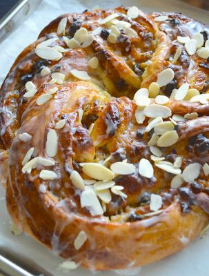 Apricot Couronne - The Great British Bake Off