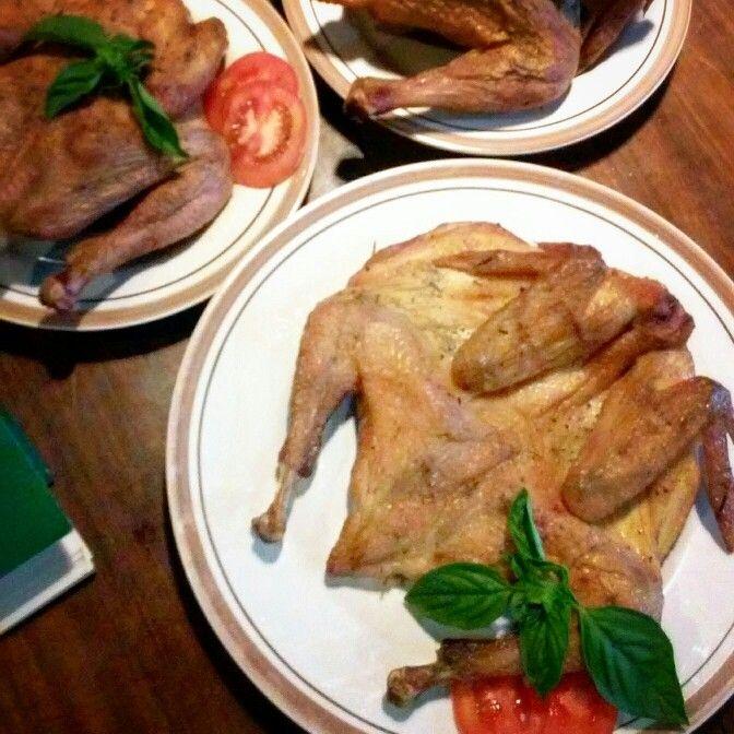Ayamasap | Home made smoked chicken