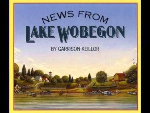 A Rich Full Life, News From Lake Wobegon (A Prairie Home Companion) ~ A story teller master!