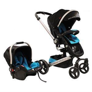 Baby2Go Travel Sistem Volo Premium Bebek Arabası Mavi 2016