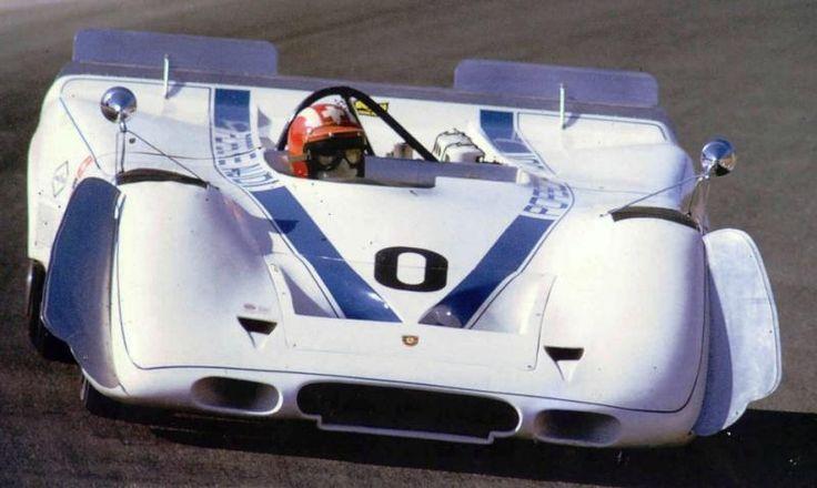 Jo Siffert, #0 Porsche 917 PA (Porsche Audi), Can-Am Laguna Seca 1969 (5th)