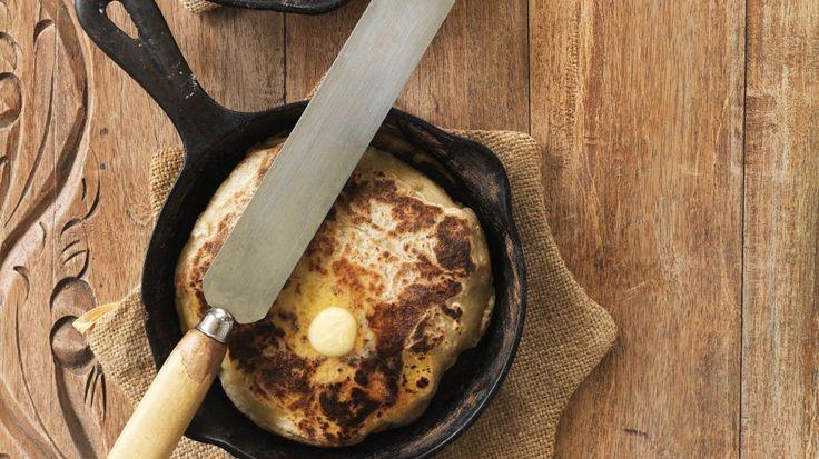 Kartoffelpuffer auf irische Art (Boxty)