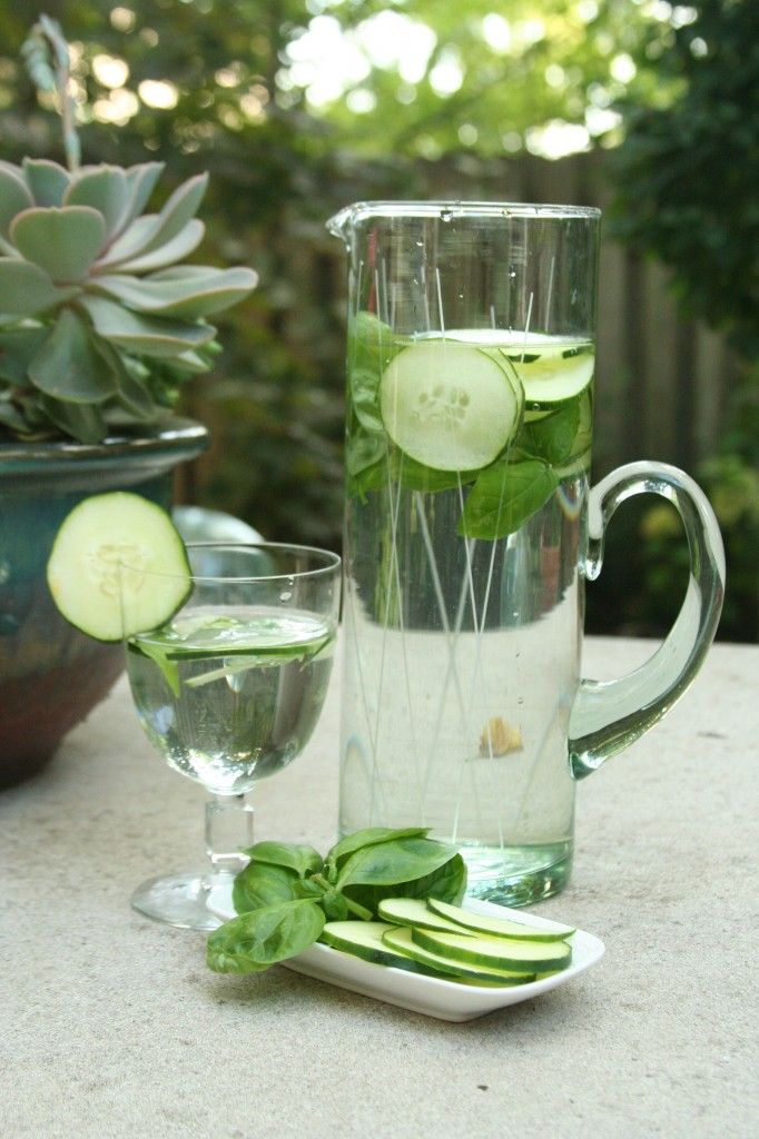 cucumber water for weight loss recipe
