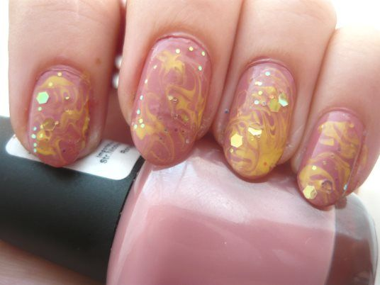 Nail Of The Day - Nude Illusion