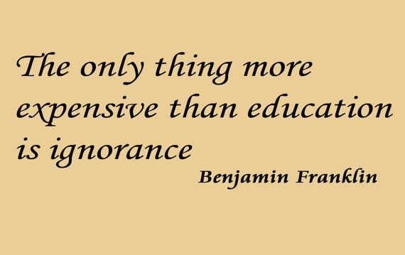 the early life and education of benjamin franklin Three early champions of education: benjamin franklin, benjamin rush, and noah webster.