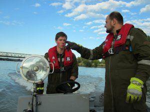 13.07.2012: Wasserdienstübung