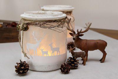 Quand il fait froid à l'extérieur, il est agréable à l'intérieur… 8 idées de bricolage avec des bougies extraordinaires ! - DIY Idees Creatives