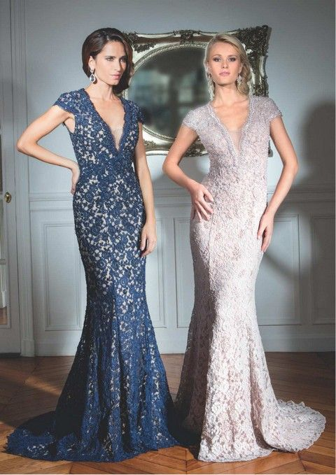 Luxusné spoločenské šaty svadobný salón valery