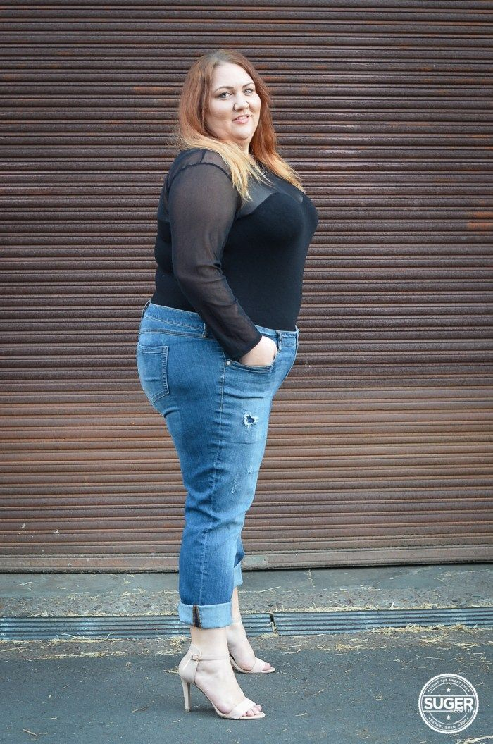 Clothes for tall curvy women