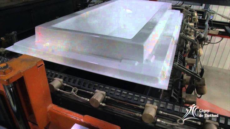 Le thermoformage (Techniques de la plasturgie - Cégep de Thetford) HD