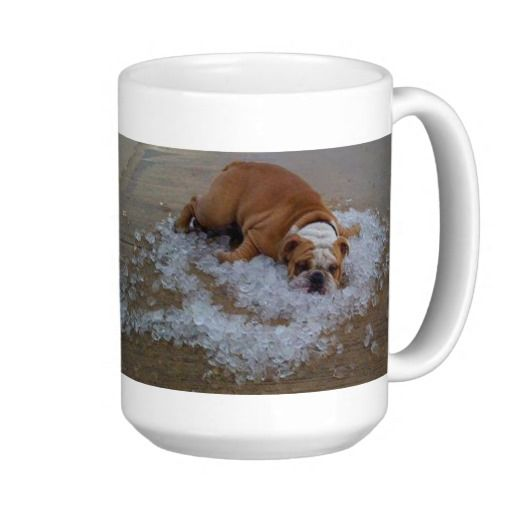 8 best English Bulldog Mugs and Cups images on Pinterest