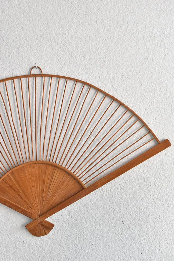 Large Bamboo Wall Hanging Fan Decorative Woven Basket Bamboo Wall Wall Hanging Wall Fans