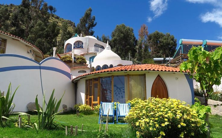 The cottages at La Cupula