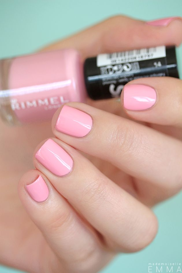 Rimmel 60 seconds Super Shine - 262 Ring a Ring O'Roses