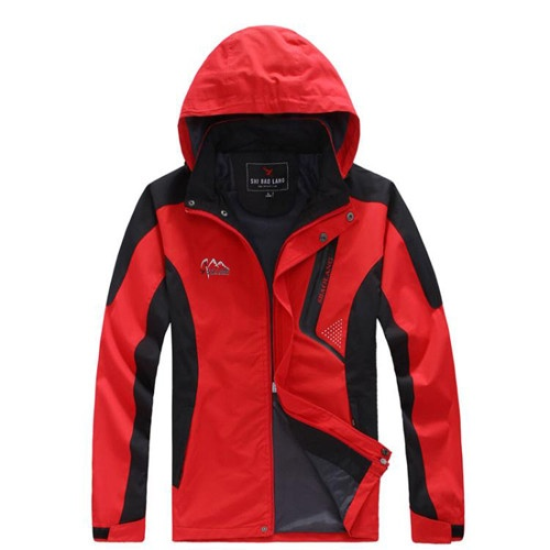 Women's Outdoors Clothes Single Layer Wind and Water Resistant Coat