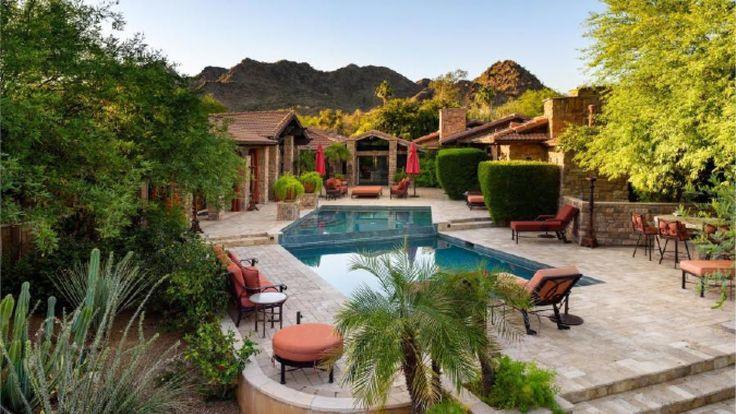 Oasis in the desert in 2020 desert oasis oasis house tours