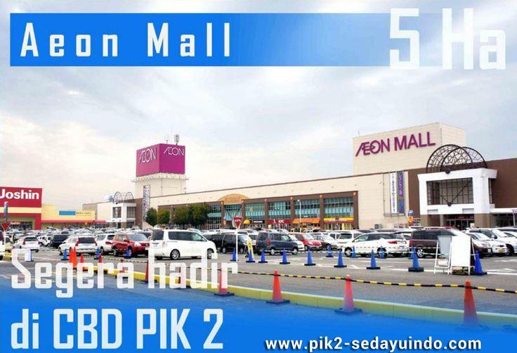 PIK 2 AEON Mall Mall, Pik, Facility
