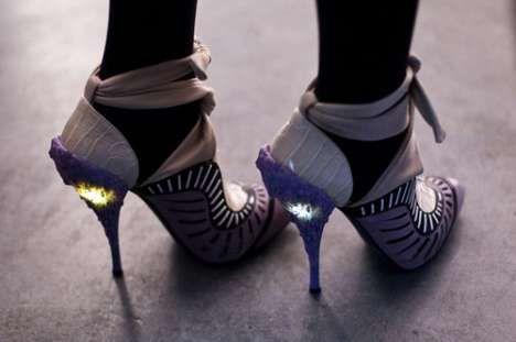 Killer Heels: Cruel Designer Shoes