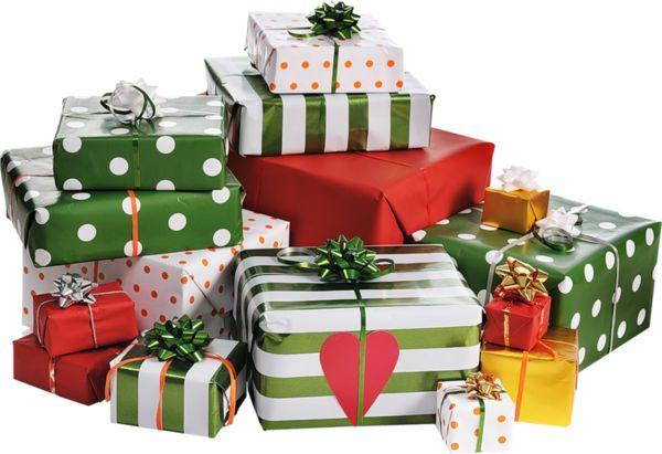 Regalos De Navidad Arte Digital Pochi Regalo
