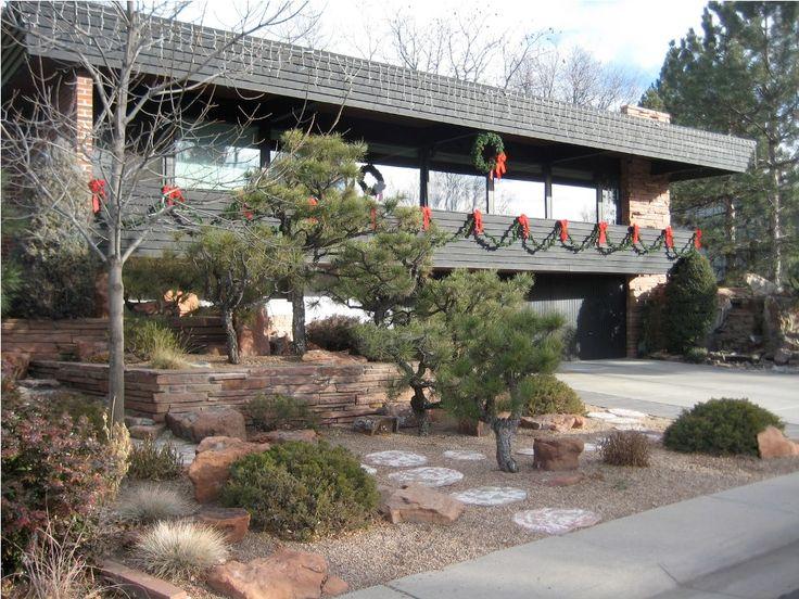 Mid Century Modern Garden Design | Landscape Design Ideas