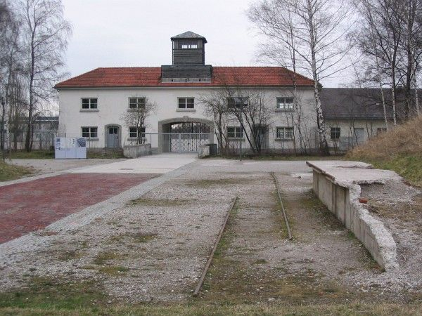 Dachau Concentration Camp, Germany