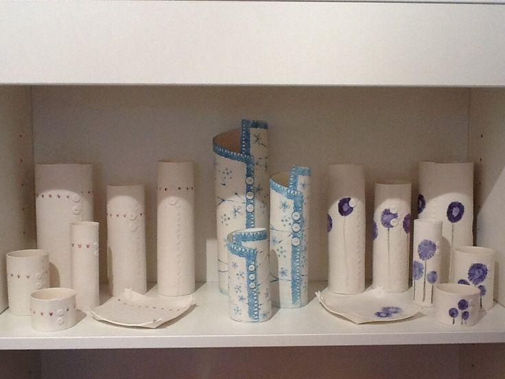 Beautiful ceramics by Lynda B