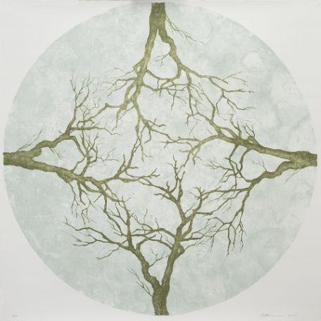 Taidelainaamo - Pekka Parviainen: Gaia, vedos
