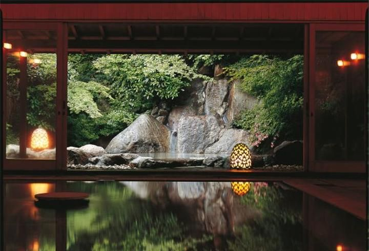 Ryokan Gora Kadan - Hakone - Japon