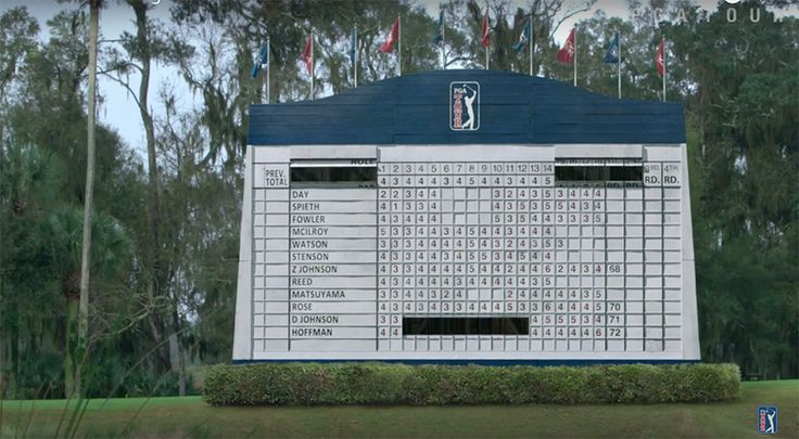"""PGA TOUR unveils """"The Leaderboard Knows All"""" ad campaign"""