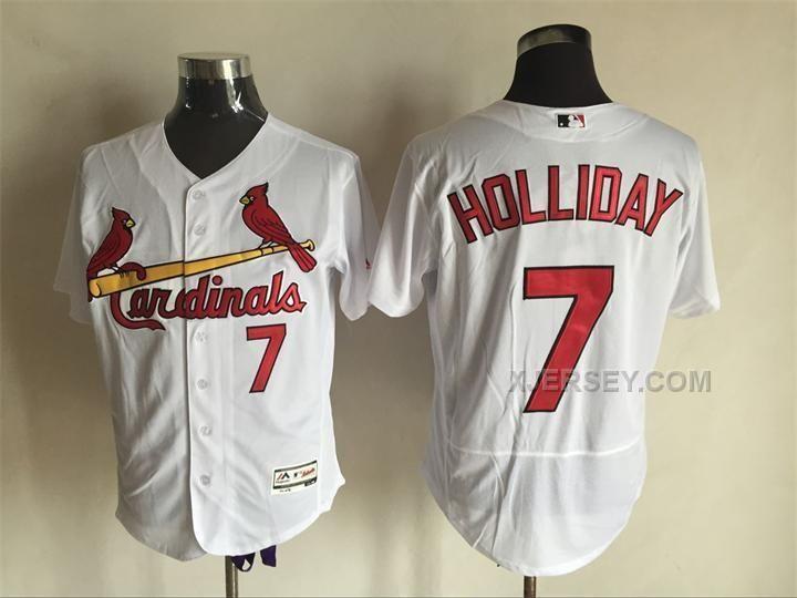 http://www.xjersey.com/cardinals-7-matt-holliday-white-flexbase-jersey.html CARDINALS 7 MATT HOLLIDAY WHITE FLEXBASE JERSEY Only $40.00 , Free Shipping!