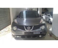 NISSAN JUKE 2012 (4 CAMERA) for SALE IN GOOD AMOUNT